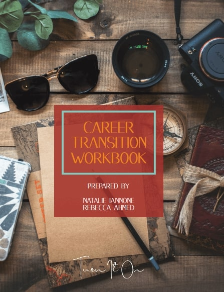 career transition workbook